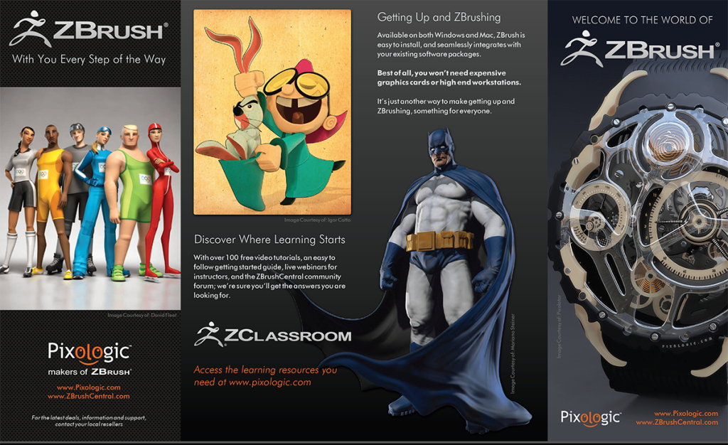 ZBrush in Schools and Colleges | Southern GFX